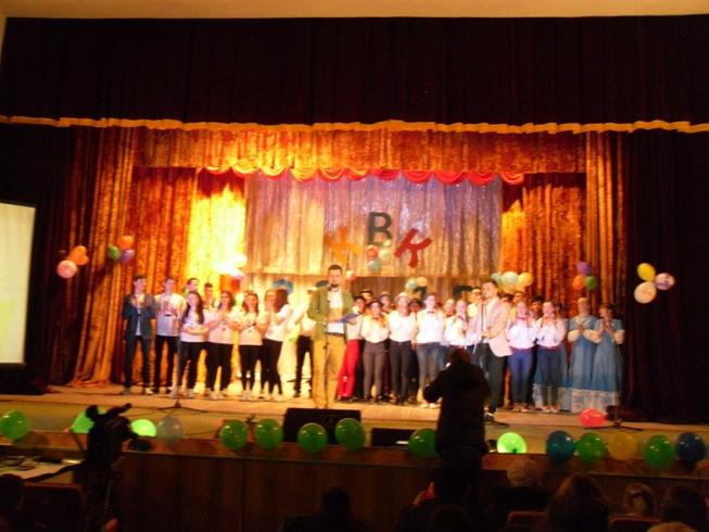 В Білогірському районі пройшов міжрайонний фестиваль КВК