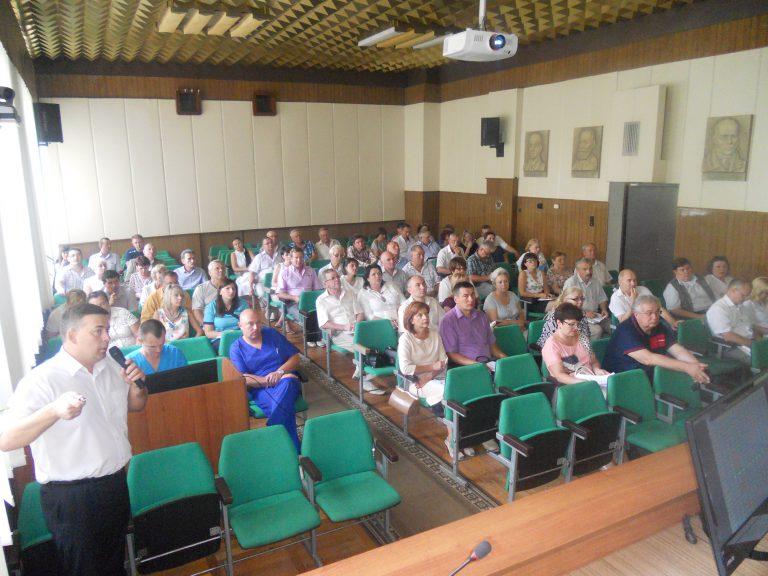 Кожен 43 житель Хмельниччини хворіє на рак - фото 1