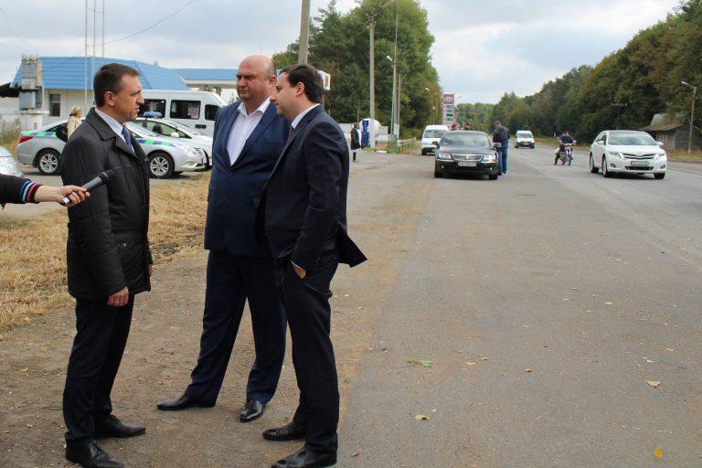 Міністр Кабінету Міністрів познайомився з Летичівщиною - фото 1