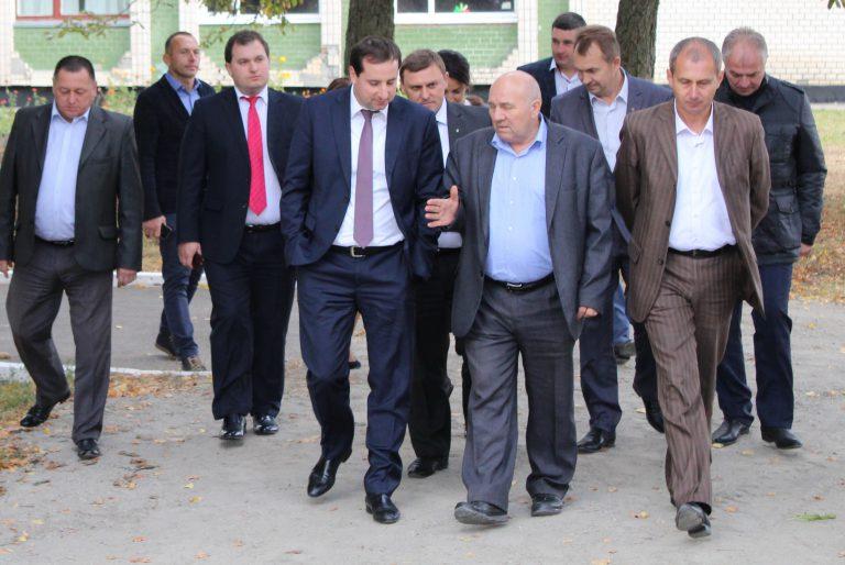 """Красилівський район став місцем """"зупинки"""" міністра Кабміну - фото 2"""
