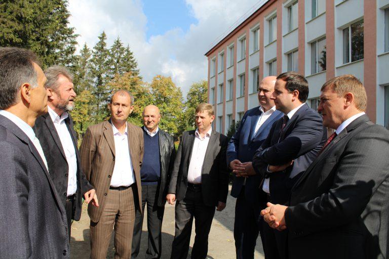 Міністр Кабінету Міністрів познайомився з Летичівщиною - фото 3
