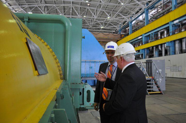 На Хмельницькій АЕС побував посол Канади в Україні - фото 1