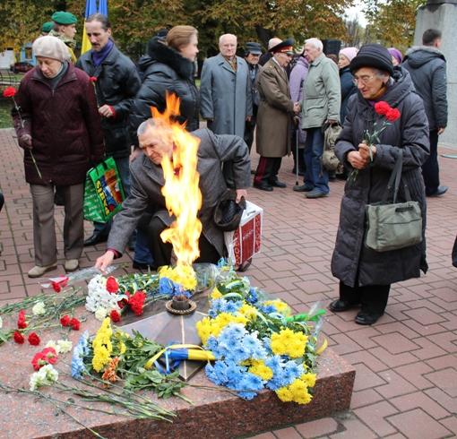 У Хмельницькому вшанували пам'ять визволителів від фашизму - фото 2