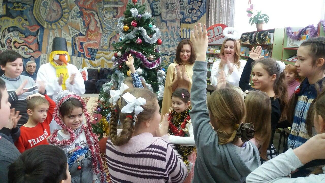 Хмельницька обласна бібліотека перетворилася для дітей у країну чудес, фото-1