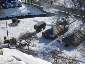 Аварійно-рятувальні служби Кам'янця ліквідовували умовну повінь, фото-3