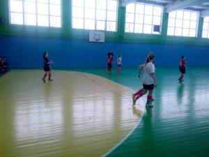 У Хмельницькому проводять змагання з міні-футболу серед дівчаток, які візьмуть участь у Чемпіонаті України, фото-1